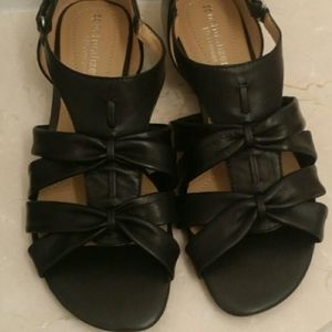 Naturalizer Leather Sandals 8.5W